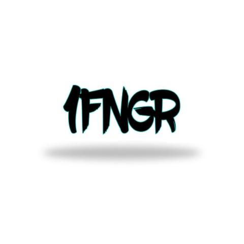1FNGR Sticker