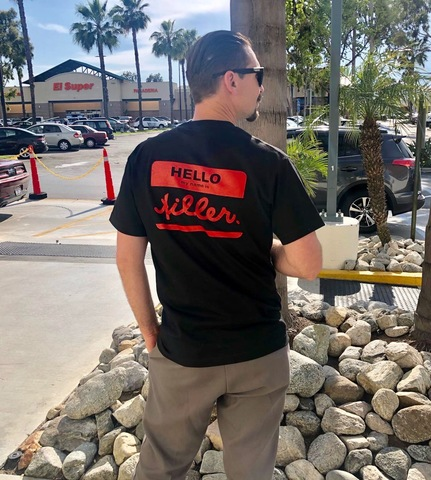 "Killerscooter ""Hello"" Tee"