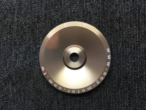 NCY Aluminum Drive Face GY6