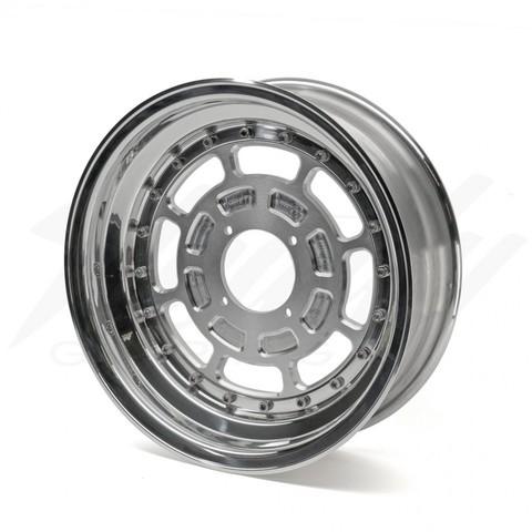 """Steady Garage Chimera """"VIP"""" 12inch 3-Piece Modular Front Wheel"""