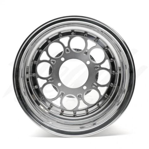 """Steady Garage Chimera """"DRAGGER"""" 12inch 3-Piece Modular Rear Wheel"""