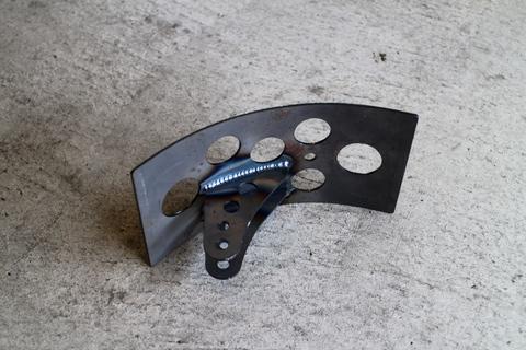 HRH Licence Plate Bracket
