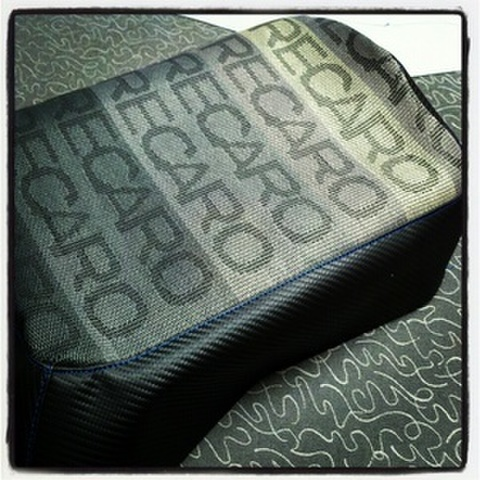 GorbyGear Gradation RECARO SEAT COVER Zoomer/Ruckus