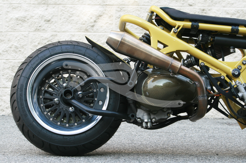 rPRO Mad Max Exhaust System GY6