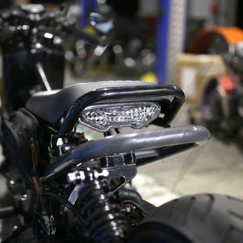 Chimera Integrated LED Tail Light Ruckus/Zoomer