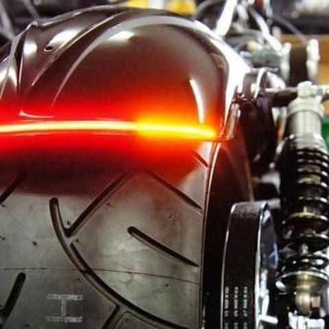 Radiantz Z-FLEX ALL-IN-ONE Turn/Brake Strip Smoked