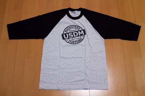 Rucksters USDM Baseball Shirts
