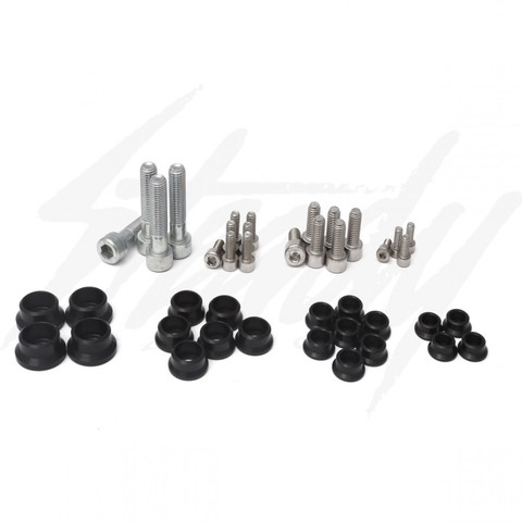 KILLER SCOOTER 42PC DRESS UP WASHERS AND BOLTS KIT HONDA RUCKUS