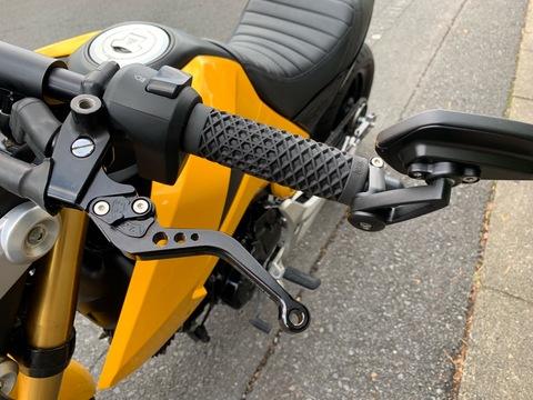 Vans Motorcycle Waffle Grips