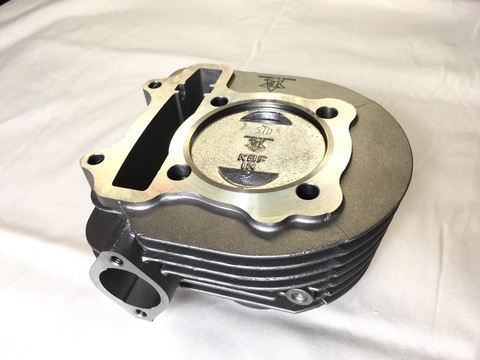 "Taida GY6 Big Bore Cylinder Kit for ""B-Case"" Casting Piston"