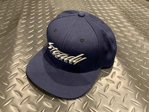 Steady Garage Snap Back cap