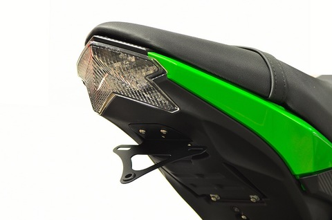 Z125PRO Integrated LED Tail w/Plate Mount