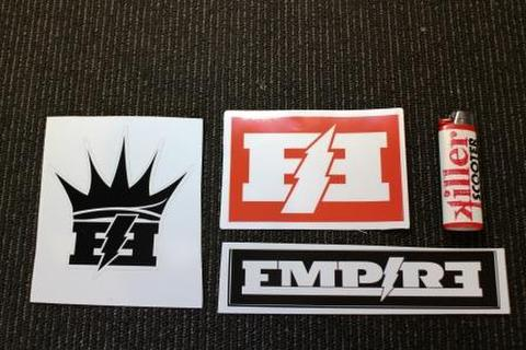 FREESTYLE EMPIRE Sticker Pack