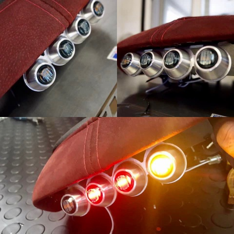 FLP Lusso Tail Light Zoomer