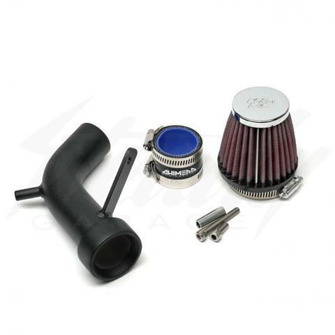 CHIMERA Short Ram Intake System Black Bw's/ZUMA125