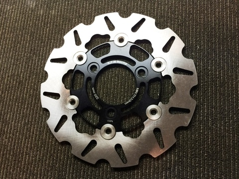 RPM 220mm FLoating Rotor Zoomer/Ruckus