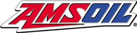 AMSOIL ロゴ ステッカー(Mサイズ)