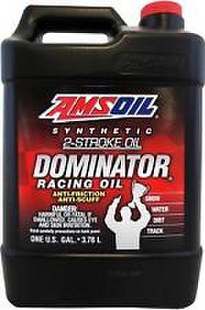 AMSOIL ドミネーター2サイクルレーシングオイル(ガロンボトル)