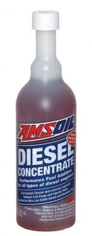 AMSOIL ディーゼルコンセントレイト添加剤