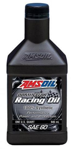 AMSOIL ドミネーターSAE60レーシングオイル
