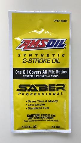 AMSOIL セイバープロ2サイクルオイル-44mlパック