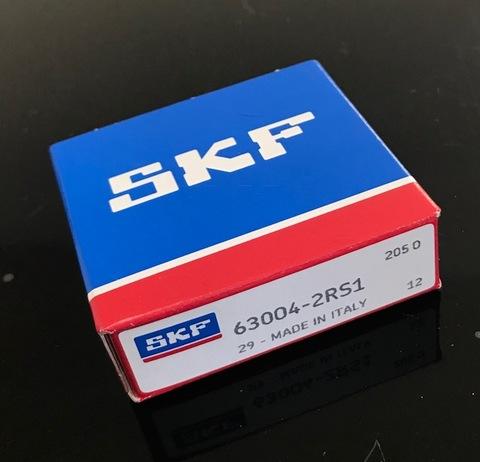 SKF ホイールベアリング 63004-2RS1