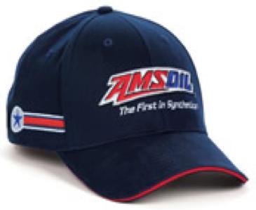 AMSOIL キャップ 「スターストライプ」Mサイズ