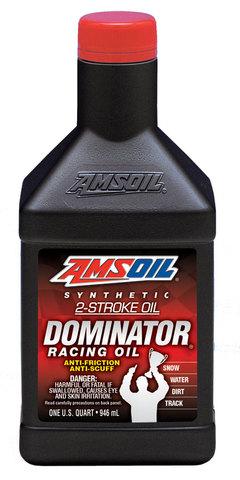 AMSOIL ドミネーター2サイクルレーシングオイル