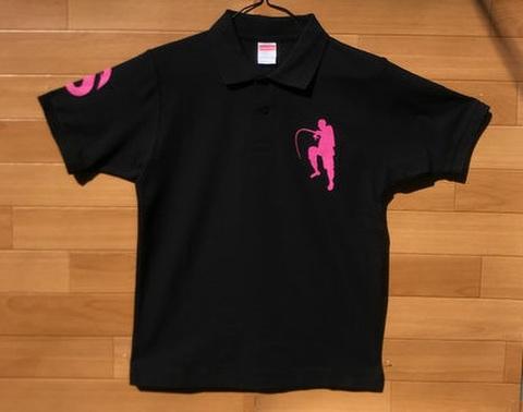 2017オリジナルポロシャツ ブラック
