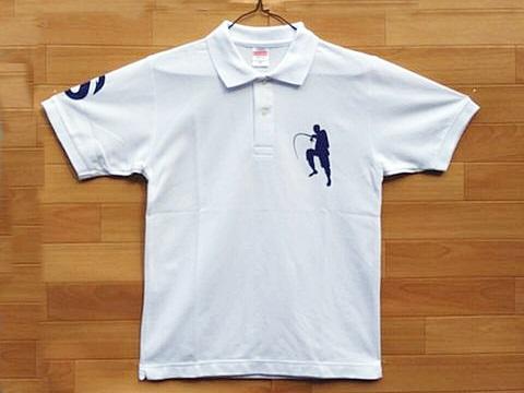 2016オリジナルポロシャツ ホワイト