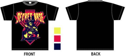 SECRET BASE『Champion』 Tシャツ