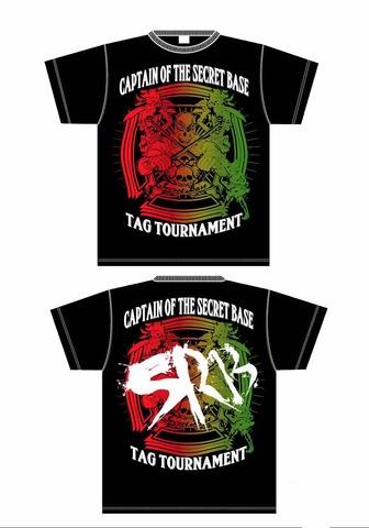 2代目タッグ王座決定トーナメントTシャツ