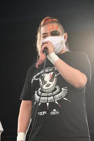 清水基嗣デビュー20周年記念Tシャツ『CLOWN』