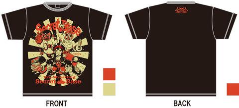 SECRET BASE『ファミリー』Tシャツ