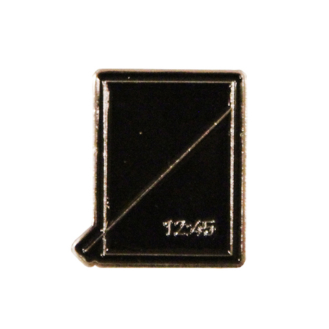 Numbers Edition EDITION SYMBOL-ENAMEL PIN 18917