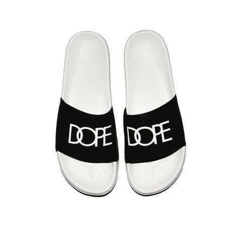 DOPE SLIDES WHITE