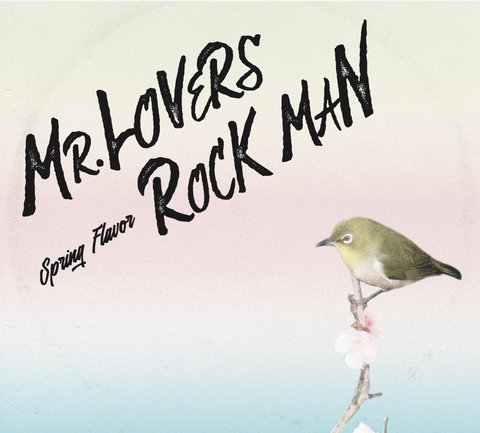 MR. LOVERS ROCK MAN - spring flavor- [CD]