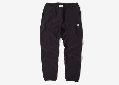 Champion USA Reverse Weave Sweatpants BLACK