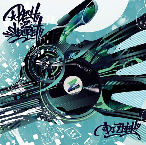 DJ ZEEK / BEST - Z - SECRET(CD)