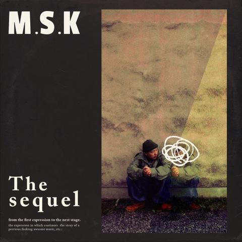 M.S.K - THE SEQUEL [CD]