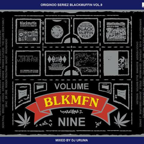 DJ URUMA - Blackmuffin vol.9[CD]