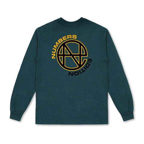 NUMBERS EDITION N.E. - L/S T-SHIRT 14502