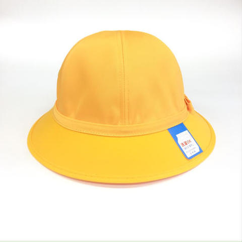 通学用  黄帽  女子【冬・夏】