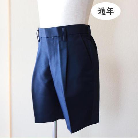 小学校制服 ハトサクラ濃紺【合服】ズボン【長丈】 SIZE : 130A