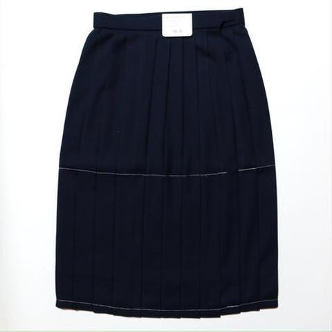 ハイクオリティ紺スカート/ 中学校制服