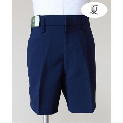 小学校制服 ハトサクラ紺【夏】ズボン SIZE : 110A/120A