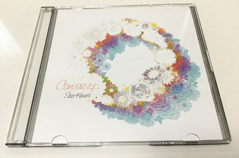 Canvas e.p.(CD)