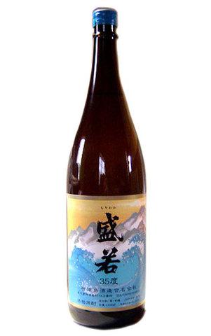 本格焼酎 盛若 『35度』 1800ml 【神津島酒造】