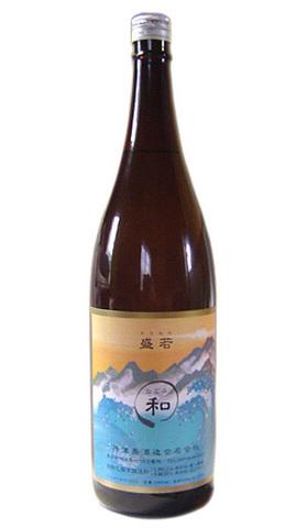 焼酎 盛若 『和(なごみ)』 1800ml 【神津島酒造】
