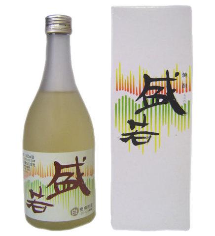 盛若 『白』 500ml 箱入り 【神津島酒造】